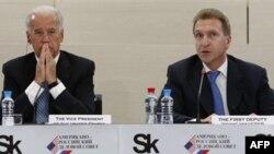 Američki potpredsednik Džo Bajden u poseti Rusiji