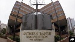 La sede de la Convención Bautista del Sur está en Nashville, Tennessee.