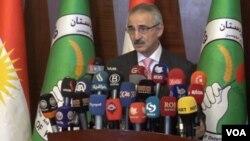مهلا بهختیار كارگێری مهكتهبی سیاسی یهكێتی نیشتمانی كوردستان