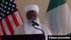 Sarkin Musulmi Muhammadu Sa'ad Abubakar