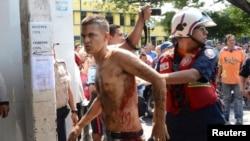 Imagen de enero 25 de 2013 tomada en Barquisimeto, Venezuela.