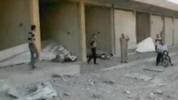 ادامه خشونت ها در سوريه