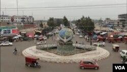 لشکرگاه، مرکز ولایت هلمند