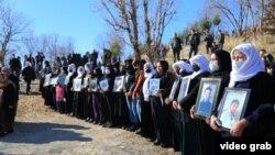 28 Aralık 2011'de meydana gelen olayın yıldönümü nedeniyle, olayda yaşamını yitirenlerin toprağa verildiği Roboski Mezarlığı'nda anma töreni düzenlendi.