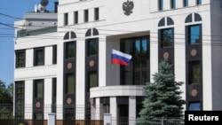 Будинок посольства Росії в Молдові