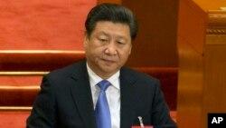 Tổng Bí thư kiêm Chủ tịch nước Trung Quốc Tập Cận Bình.