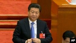 Presiden China Xi Jinping (Foto: dok).