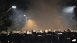 Montenegro Clashes
