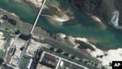 북한의 영변 핵 단지 (자료사진)