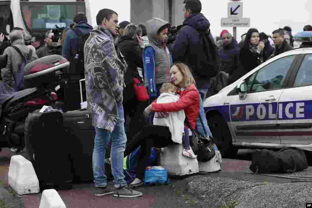 تیراندازی در فرودگاه اورلی فرانسه