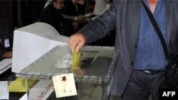 Gümrükte Oy Kullananların Sayısı Azaldı