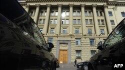 位于圣彼得堡的俄罗斯银行总部(Bank Rossiya)