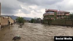 افغانستان کې هرکال د ژمي او پسرلي د موسمونو د اورښت وروسته سیلابونه راوځي، چې خلکو ته د سر او زیان سبب ګرځي.