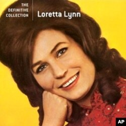 "Loretta Lynn's ""The Definite Collection"" CD"