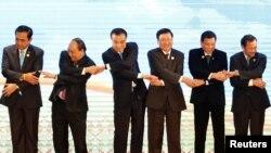ASEAN đang cố gắng thúc đẩy một COC trên Biển Đông. (Ảnh tư liệu)