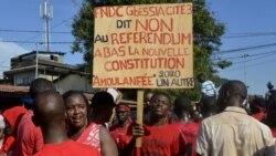 Retour du calme après 2 jours de violences à Conakry