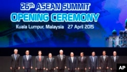 Southeast Asian leaders at ASEAN Summit