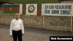 Razim Rzayev (Foto Razim Rzayevin Facebook səhifəsindən götürülüb)