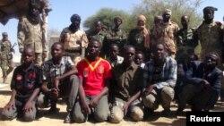 Wasu Tubabbun 'Yan Boko Haram