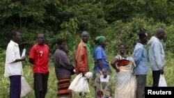 Abanyagihugu ba Malawi batondeye imfashanyo za PAM