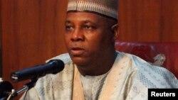 Gwamnan Jihar Borno Kashim Shattima