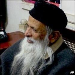 سماجی تنظیم کے سربراہ عبدالستار ایدھی