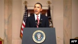 Presidenti Obama dhe protestat në Egjipt