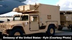 14 листопада. США передали Україні дві контрбатарейні радарні системи Q-36
