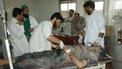انفجار بمبی در یک پست بازرسی در «جامرود» در منطقه عشایری خیبر یک پلیس را کشت و سه نفر دیگر را مجروح کرد. ۲۲ ژوئن ۲۰۱۱
