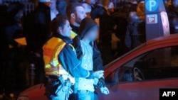 Hapšenja u Kelnu 1. januara