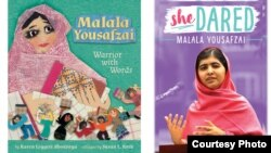 Children's books on Malala Yousafzai