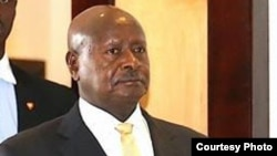 Yoweri Museveni shugaban kasar Uganda