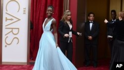 Thảm Đỏ Oscars 2014