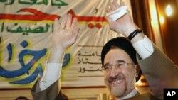 Mantan Presiden Iran Mohammad Khatami