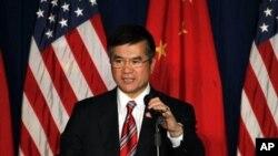 美国驻华大使骆家辉