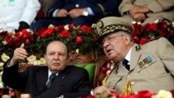 2Rs, Africa Ocidental: Argélia, a nova fase