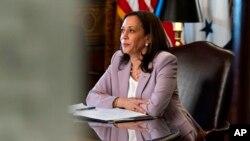 Başkan Yardımcısı Kamala Harris