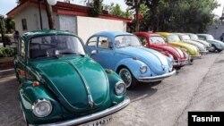 Magari ya mwanzo yaliotengenezwa na kampuni ya Volkswagen.