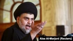 Ulama Syiah Irak Muqtada al-Sadr (Foto: dok).