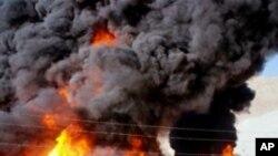 کشته شدن پنج تن در پاکستان