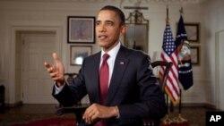 مصر اب کبھی پرانے نظام کی طرف نہیں جائے گا: صدر اوباما