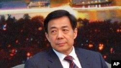 中共政治局委员、重庆市委书记薄熙来(资料照片)
