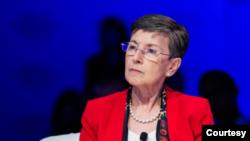 DeliaFerreiraRubio, President of Transparency International