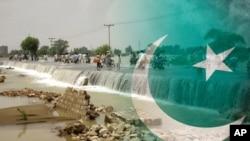 سیلاب: پاکستان کو مؤثر کردار کے لیے بین الاقوامی تعاون درکارہے