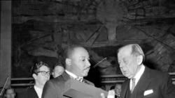 L'héritage de Martin Luther King Jr. Day