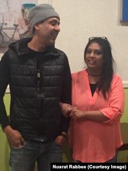 Nasima Shahreen and Ashraful Siddique