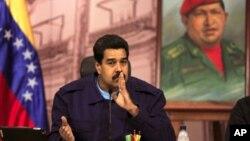 Expertos creen que Maduro buscará desvirtuar las sanciones de EE.UU. a funcionarios venezolanos.