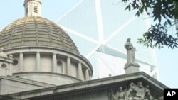 香港終審法院(資料圖片)