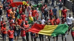 Nouvelle mobilisation anti-Condé à Conakry