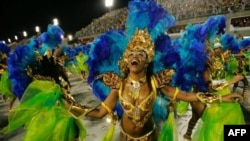 Lễ hội Rio khai mạc ở Brazil